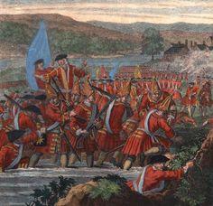 Battle of Blenheim ( pub. 1710).