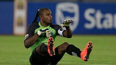 "Democratic Republic of Congo goalkeeper Robert Kidiaba Muteba has become famous for his now iconic ""bum-bum"" celebration and he got to repeat the gesture four times in his side's 4-2 African Cup of Nations win over neighbours Congo."