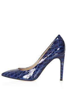 GLIMMER Set Back Court Shoes