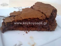 Vegan Vegetarian, Vegetarian Recipes, Gluten Free Cakes, Chocolate Cake, Food And Drink, Sweets, Cooking, Desserts, Chicolate Cake