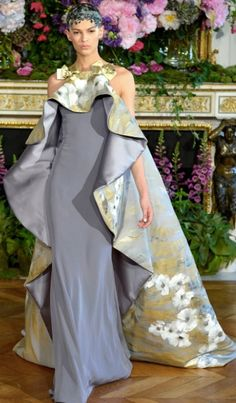 Alexis Mahille Winter 2014 Couture