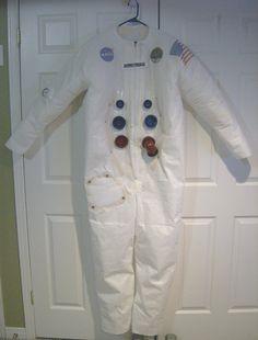 Apollo 11 Spacesuit- Neil baby! (PICS GALORE)