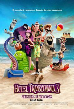 LIMA VAGA: Nuevo póster de Hotel Transylvania 3: Monstruos de...