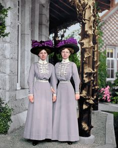 Bringing black and white pictures to life Korea Dress, Princess Alexandra, Old Photography, Victoria And Albert, Purple Aesthetic, Antique Photos, Black And White Pictures, Belle Epoque, Victorian Fashion