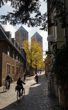 Münster  -  Germany| rad fahren ist super!!!