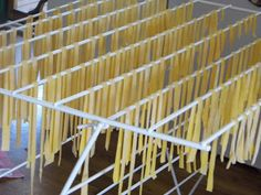 One Mother Hen: Home made pasta