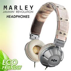 A comfortable, youthful style with amazing sound quality Product Information Following in the daring spirit of Bob Marley, The House of Marley Soul Rebel Dubwise On-Ear Headphones challenge traditional understanding of personal audio both technically and aesthetically