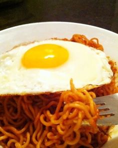 Maggi Goreng is a popular instant noodle dish commonly served at Indian Muslim stalls in Singapore and Malaysia. Instant noodles can be substituted with yellow egg noodles.