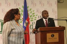 Madame Martine Theodore , Maitre Yves Lafortune   6 Juin 2016 - Lancement officiel, 1 million d'arbres pour le « Parc La Visite » par Friends of Haiti 2010 #friendsofhaiti2010 #foh2010 #reforestation #foh #parclavisite #haiti #environnement #planification #anap #mde #fondationseguin #jacmel #sudest #1mplv #parclavisite #1milliondarbres  #EnvironmentDay  #WED   #UNEP #haitireforestation #globalawareness #protectnature #earth #forest  #greenday #un #positiveenvironmental #konbit  bassin