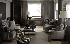 gray living room 34 designs