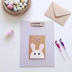 Kartki wielkanocne DIY - inspiracje Diy Easter Cards, Diy Cards, Easter Crafts, Summer Crafts, Diy And Crafts, Crafts For Kids, Homemade Cards, Origami, Make It Yourself