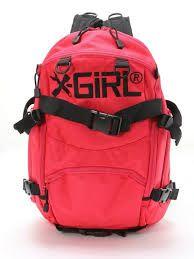 「xgirl skate backpack」の画像検索結果