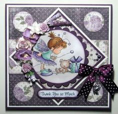 Lili of the Valley's Design Blog ...full of ideas, inspiration and card making tips.