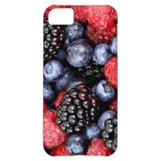 Mixed Berries iPhone 5C Case
