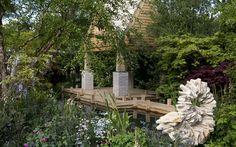 jo thompson's m and g garden for chelsea flower show