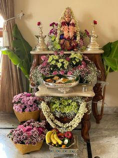 Apartment Balcony Decorating, Apartment Balconies, Pooja Room Design, Pooja Rooms, Living Styles, Indian Gods, Contemporary Decor, Wedding Designs, Home And Living