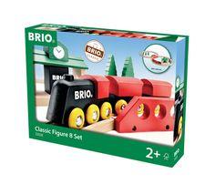 BRIO 33028 - SET Circuito tren de madera en forma de cruce, IndalChess.com Tienda de juguetes online y juegos de jardin