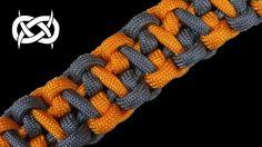 How to make a DigiCam Paracord Bracelet - YouTube