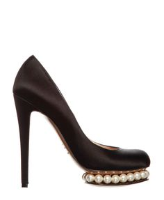 The Perfect Pearl Pumps by Nicholas Kirkwood!