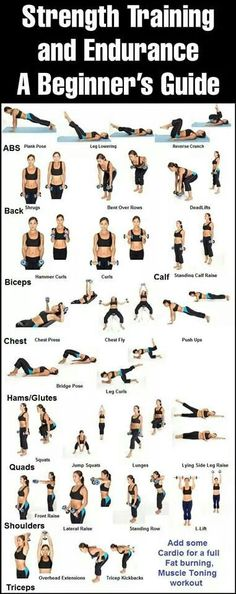 Beginner guide to strength training