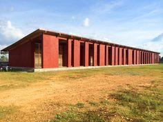Gallery - Secondary School in Cambodia / Architetti senza frontiere Italia - 13