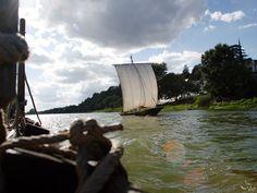 Bateaux traditionnels de Loire.  #Loire #Touraine