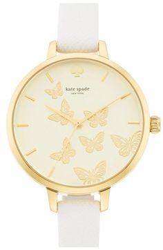 Kate Spade New York 'metro' Butterfly Watch