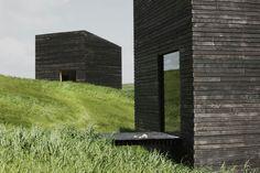 Galeria de Casas Eyrie / Cheshire Architects - 1