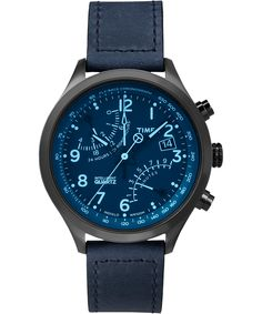 Intelligent Quartz® Fly-back Chronograph   Casual, Dress, and Sport Watches for Women & Men