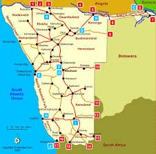 Maps of Namibia Border Entry Posts Digitally Produced Detailed Road Maps of Namibia Where To Go, Tourism, Road Trip, Printables, Road Maps, Google Search, Travel, Posts, Places
