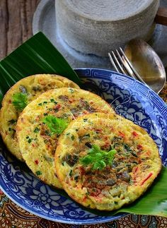 Malay Food, Indonesian Food, Quiche, Zucchini, Eggs, Dishes, Vegetables, Breakfast, Kitchen