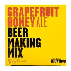 Beer Making Mix: Grapefruit Honey Ale
