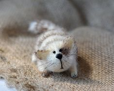 Katze Spielzeug gefüllte Tier Katze Stofftier Katze Filz