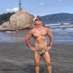 muscledaddy beach body