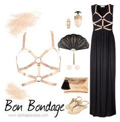The Bon Bondage Harness by Daniela Paradeis 50 Shades, Shades Of Grey, Patek Philippe, Wardrobe Ideas, Monsoon, Charlotte Russe, Eve, Prada, Kate Spade