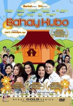Bahay kubo: A pinoy mano po! (2007) | http://www.getgrandmovies.top/movies/31584-bahay-kubo:-a-pinoy-mano-po! | Bahay Kubo: A Pinoy Mano Po! is a 2007 Regal Productions movie starring Maricel Soriano and Eric Quizon. The movie is one of the official entries of the Metro Manila Film Festival.