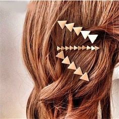 Find More Hair Jewelry Information about Gold Silver Plated Triangle Hair Combs Hairpin Hair Hair Sticks Barrettes Cuff Pin Clip for Women Jewelry Hair Accessories,High Quality Hair Jewelry from hu hu's store on Aliexpress.com