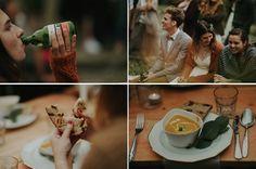Rustiek eten op een rustiek bruiloftsweekend Real Wedding - Girls of honour // Fotograaf: Melissa Milis