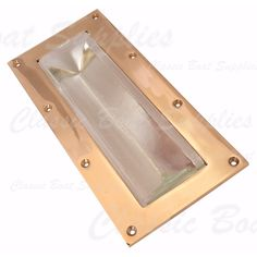 Very close to matching the existing deck prisms in the stairs.   Classic Boat Supplies - Bronze Deck Light Prism - Rectangular, USD145.92 (http://shop.classic-boat-supplies.com.au/boat-hardware/deck-lights/bronze-deck-light-prism-rectangular/)