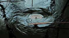 Submerged Turntable by Evan Holm music installation