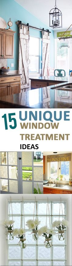 Unique window treatments. window treatment ideas. DIY window treatments. popular pin. home decor. DIY window. DIY home decor. easy home improvement. tutorials. #InexpensiveHomeDécor, #diyhomedecor #windowtreatments