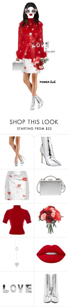 """Love is Powerful"" by shellygregory ❤ liked on Polyvore featuring ALDO, Topshop, Mark Cross, Blumarine, Alexander McQueen, Balenciaga, Gucci, powerlook, powertolove and loveispowerful"