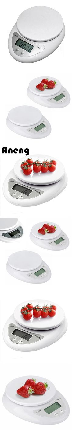 LED Electronic scale Food Diet Kitchen Digital Scale Scales Cooking Tools kitchen scales electronic Balance
