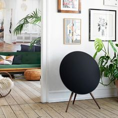 B&O PLAY by Bang & Olufsen Beoplay A9 Lautsprecher Schwarz (affiliate link)