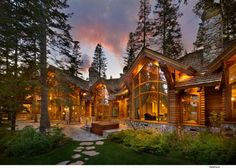 luxury log homes gallery | Recently Listed Tahoe Luxury Homes Homes For Sale