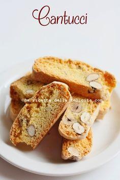 La ricetta della felicità: Cantucci toscani... anche gluten free!