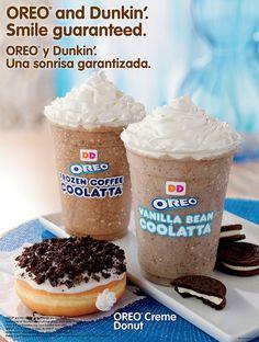 Dunkin Dounts, Dunkin Donuts Coffee, Mister Donuts, Starbucks Recipes, Secret Menu, Frappuccino, Party Drinks, Coffee Drinks, Deli
