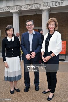 Lady Sarah Chatto, Daniel Chatto and Julia Peyton-Jones attends the VIP opening of The Serpentine Sackler Gallery & Autumn Exhibitions at The Serpentine Sackler Gallery on September 2013 in London, England. Captain Peter Townsend, Lady Sarah Armstrong Jones, Lady Sarah Chatto, Queen Elizabeth Ii, Royal Fashion, British Royals, Kate Middleton, Looks Great, Daughter