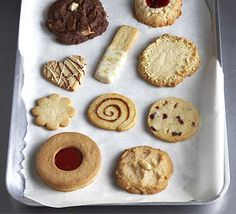 Customisable biscuit recipe - Love this!!