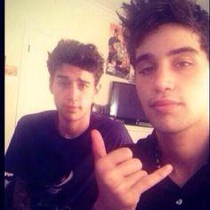 Jai and Luke